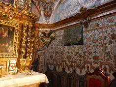Museo Diocesano de Albarracín. #Albarracín #España #Valencia #Teruel #arquitectura #paisaje #obra #arte #pintura #curioso #aparejador