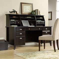 Executive Desk - Art Van Furniture