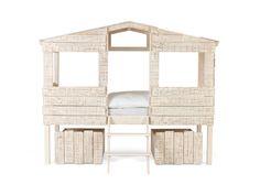 Kinderbett baumhütte  Kinderbett Baumhütte   Tipi Spielhäuser Spielbetten   Pinterest