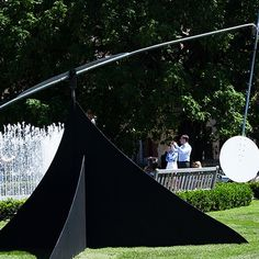 Calder at the Rijksmuseum June 21 2014 to October 5 2014 Fourteen monumental sculptures by the American artist Alexander Calder are displayed in the Rijksmuseum's free accessible 'outdoor gallery   - Exhibitions - expected - What's on - RijksmuseumJune 21 2014 to October 5 2014