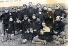 LATROBE ATHLETIC ASSOCIATION - First All Professional Football Team