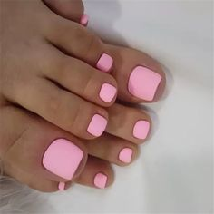 Nail Powder Wenida 8 Colors Holographic Chrome Mirror Laser Synthetic Resin Pigment Manicure Art Decoration With Eyeshadow Sticks - nails - Gel Toe Nails, Acrylic Toe Nails, Pink Toe Nails, Pretty Toe Nails, Gel Toes, Summer Toe Nails, Cute Toe Nails, Feet Nails, Pedicure Nails