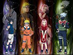 I really just love Team 7 <3 #Naruto #Team7
