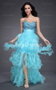 buy Layers Ball Gown Sweetheart Asymmetrical Dress from www.joydress.co.uk