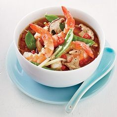 Hot-and-Sour Soup by charlene