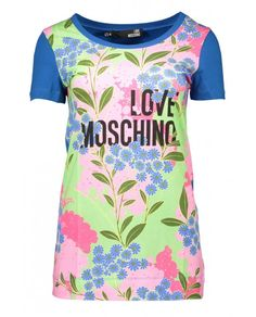 #t-shirt #donna #love #moschino