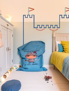 tente de lit mi haut pour enfant th me chevalier chevalier les lits enfants les meubles. Black Bedroom Furniture Sets. Home Design Ideas