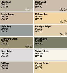 Dunn-Edwards - Painting Contractors - Explore Color - Color Ideas & Inspiration - Design Styles
