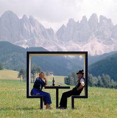 lois, cornice paesaggistica  BERGMEISTERWOLF  bressanone (BZ), Italia