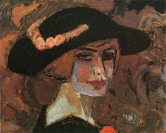 Бельгийский художник Leon de Smet (1881-1966) / Экспрессия цвета