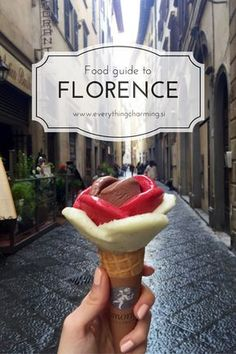 Florence food guide to find the best places to eat in capital of Tuscany.