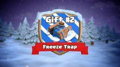 Clash of Clans | Freeze Trap (Clashmas Gift #2) http://www.youtube.com/watch?v=QkYpyKHVWv4