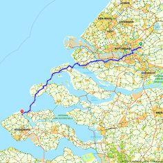 Fietsroute Van Capelle aan den IJssel naar Vrouwenpolder voor een gezellig dagje uit. (https://www.route.nl/fietsroute/412256/van-capelle-aan-den-ijssel-naar-vrouwenpolder)