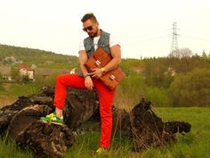 http://maciekfashion.blogspot.com  #muscle #men #outfit #colorful #fashion #menoutfit #mensfashion #menswear #style #menstyle #musclemen