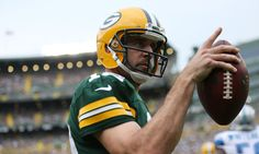 Inside the Numbers: Four the magic numbers for elite NFL QBs = In Green Bay's 34-27 win over the Detroit Lions, quarterback Aaron Rodgers threw four touchdown passes, his 17th regular season NFL game with four-plus TD passes — good enough for sixth place on the.....