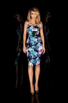 New shot of Kim Kardashian!!! This dress launches MONDAY at Lipsy.co.uk! Shot by Terry Richardson