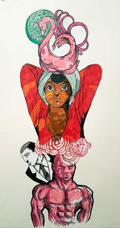 Alehandro Perez Art, Kunst, Art Education, Artworks