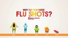 Why should you get flu shots?