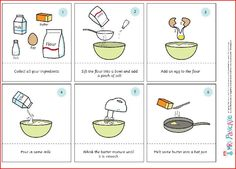 Story Telling for ESL kids: The Runaway Pancake