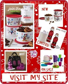 Tupperware Join the Party Brochure Prices Good Until Nov 28, 2014. I sell Tupperware. Visit my site or message me your order direct or call me 843-222-6544 When ordering through me direct you can pay with cc or debit, cash, Paypal. Just message me your email address for a Paypal invoice. I ship worldwide. My web site is http://debratoddjordan.my.tupperware.com/ My blog https://debratoddjordan.wordpress.com/ Facebook https://www.facebook.com/pages/Debra-Todd-Jordans-Tupperware/140162522661201