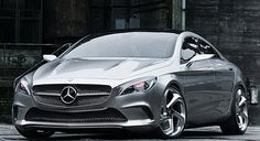 Mercedes Benz Concept Style Coupe.  good!