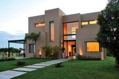 clean lines, i like Modern Villa Design, Contemporary Design, Modern Architects, Modern Mansion, Dream House Exterior, Facade House, House Goals, House Front, Exterior Design