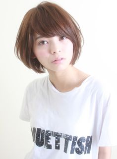 大人可愛いショートボブ 【HAIR DIMENSION 青山】 http://beautynavi.woman.excite.co.jp/salon/3042?pint ≪ #bobhair #bobstyle #bobhairstyle #hairstyle・ボブ・ヘアスタイル・髪型・髪形 ≫