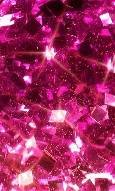 pink glitter and diamonds - Google Search