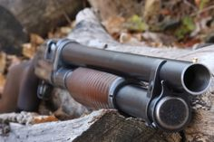 Shotgun 12ga pump action..
