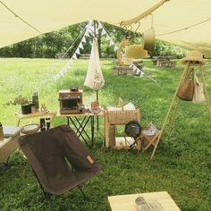 *** デイキャン 天気は良かったけど 暑かった!! #デイキャン#デイキャンプ#女子キャンプ#アウトドア#outdoor#nature#おでかけ