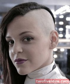 25 Undercut Hairstyles Women Girl Undercut, Best Undercut Hairstyles, Short Hair Undercut, Girl Hairstyles, Kinds Of Haircut, Grow Out, Hair Trends, Your Hair, Stylists
