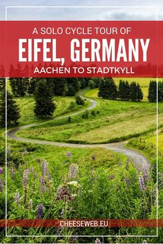 Adrian takes us on a multi-day, solo cycling tour through Germany's beautiful Eifel region. The first stages include Aachen, Monchau, and the far eastern corner of Belgium along the Vennbahn bike trail.
