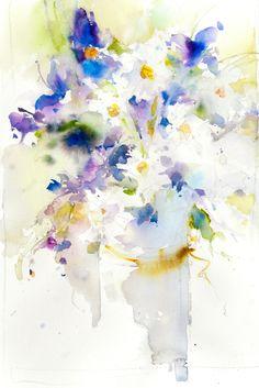 Janet Rogers Watercolor