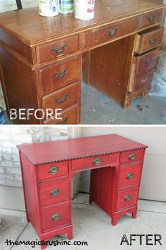 Love to paint? Want to make extra income? Learn to repaint furniture and run…