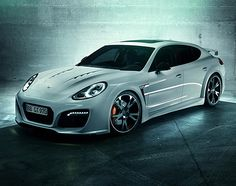 Porsche Panamera Turbo   TECHART GrandGT Customization Kit