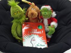 Close Reading Using How the Grinch Stole Christmas. Here's a quick, easy, and fun way to tie close reading with the winter season. Try this idea using Dr. Seuss' How the Grinch Stole Christmas as the shared reading text for close reading.