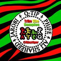 Dj Tiger Presents A Tribe Called Quest - Original Tribe Vibe Samples