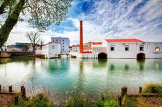 Portugal's Latest 'It' City: Tomar Portugal's Latest 'It' City: Tomar Portugal Tourism, Places In Portugal, Outdoor Stage, Walking Routes, Medieval Castle, Bike Trails, World Heritage Sites, Small Towns, Places To Travel