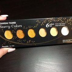 Kuretake Gansai Tambi Starry Colors Wc Set