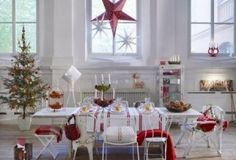 mesas blancas para navidad3