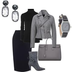 """Business woman"" by bsimon-1 on Polyvore"