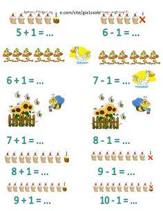 Μαθαίνω την αφαίρεση - Φύλλα εργασίας για την Α' Δημοτικού - ΗΛΕΚΤΡΟΝΙΚΗ ΔΙΔΑΣΚΑΛΙΑ School Frame, Kids Math Worksheets, Greek Language, Math For Kids, Teaching, Men Fashion, Blog, Parenting, Moda Masculina