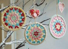 Ideias de Decoração com Crochê