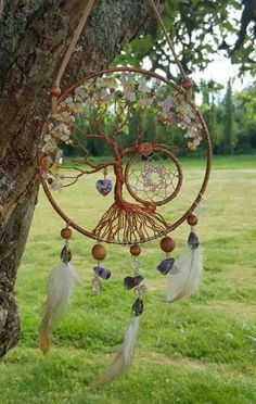 Tree Dreamcatcher