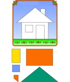 Фотография Preschool Learning Activities, Preschool Worksheets, Infant Activities, Preschool Activities, Teaching Kids, Kids Learning, Activities For Kids, Mathematics Geometry, Learning Shapes