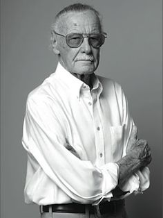 Stan Lee. AKA: The Man