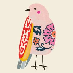 Mosaic Birds   The Ink Nest