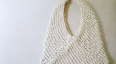 Large Knit Bag Pattern | SimplyMaggie.com