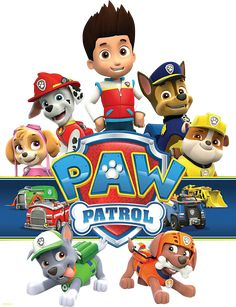 Paw Patrol Edible Cake Or Cupcake Toppers Icing Or Wafer Paw Patrol Png, Paw Patrol Clipart, Paw Patrol Cake, Paw Patrol Party, Paw Patrol Birthday Decorations, Paw Patrol Birthday Invitations, 3rd Birthday Parties, Baby Birthday, Imprimibles Paw Patrol