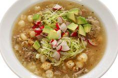 Auténtica y deliciosa receta mexicana para preparar un buen pozole blanco para…